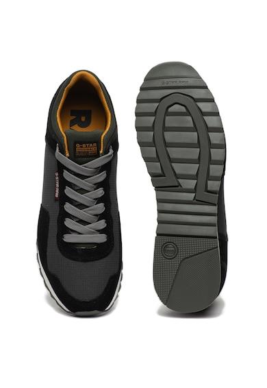 G-Star Raw Pantofi sport cu insertii de piele intoarsa Calow Barbati