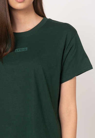Levi's Tricou lejer cu logo brodat Femei