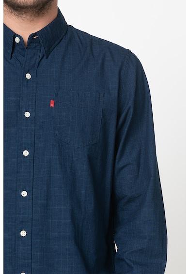 Levi's Релефна риза с джоб на гърдите Мъже