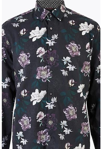 Marks & Spencer Camasa din bumbac cu imprimeu floral Barbati