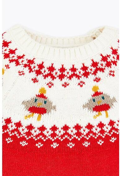 Marks & Spencer Set de rochie tip pulover si dres Fete