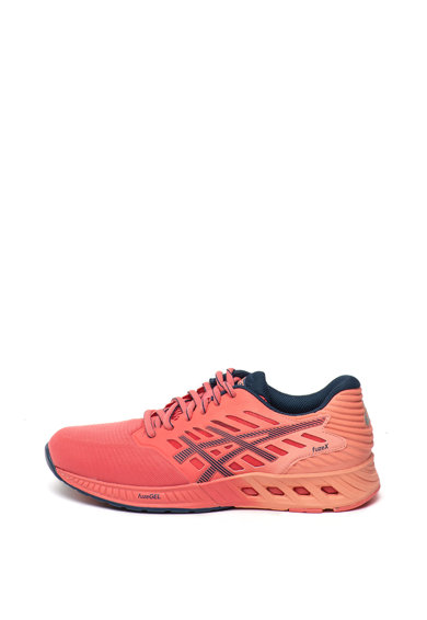 Asics Pantofi cu detaliu reflectorizant, pentru alergare fuzeX Femei