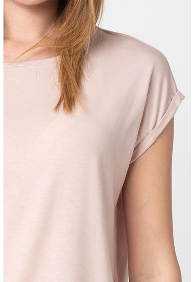 Vero Moda Bluza din amestec de lyocell, cu maneci tip aripioara Ava Femei