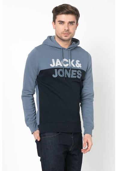 Jack&Jones Суитшърт Millers с качулка Мъже