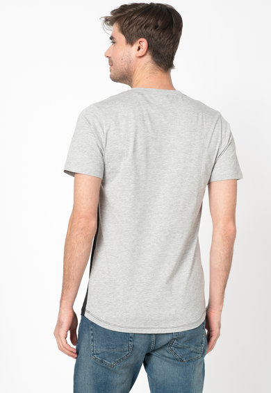 Jack&Jones Tricou slim fit cu model colorblock Miller Barbati