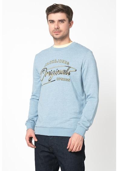 Jack&Jones Bluza sport regular fit cu imprimeu logo Pex Barbati