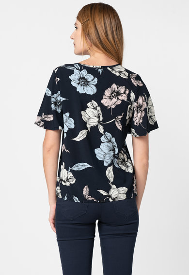 Only Bluza lejera cu imprimeu floral Nova Femei