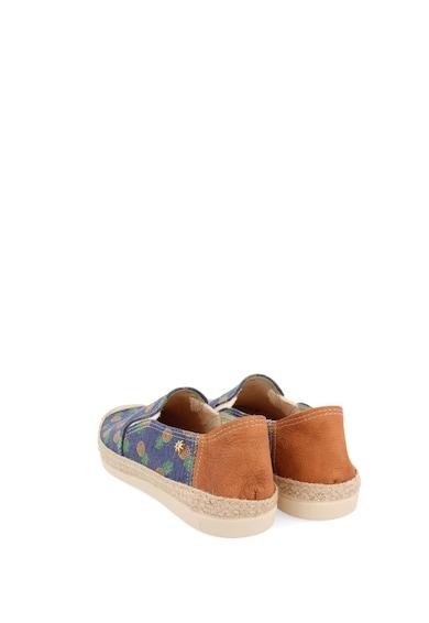 La Siesta Pantofi loafer cu model tropical Barbati