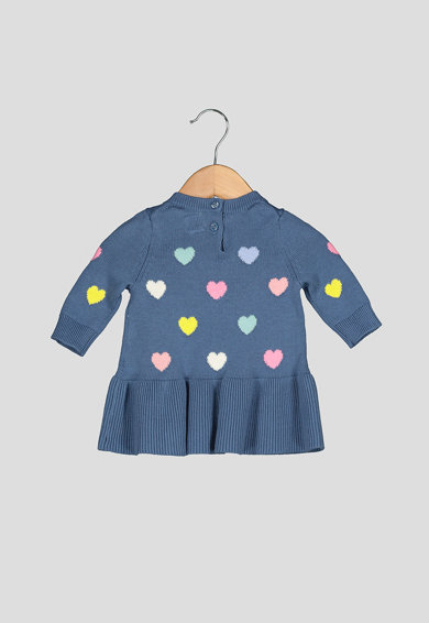 GAP ., Rochie evazata tricotata fin Fete