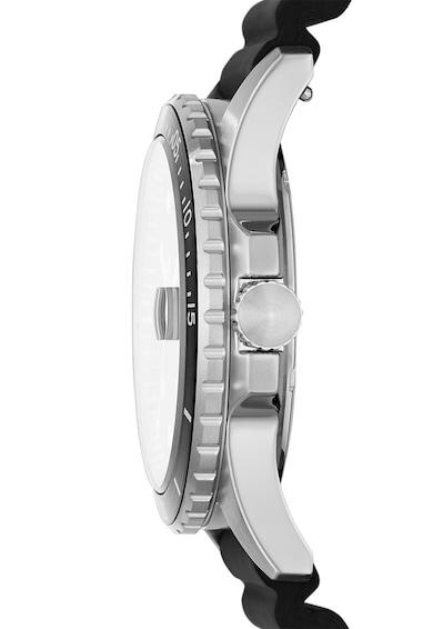 Fossil Часовник със силиконова каишка Мъже