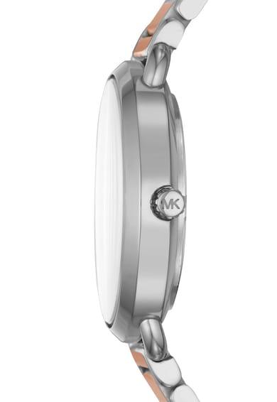 Michael Kors Ceas din otel inoxidabil cu cadran decorat cu cristale Femei