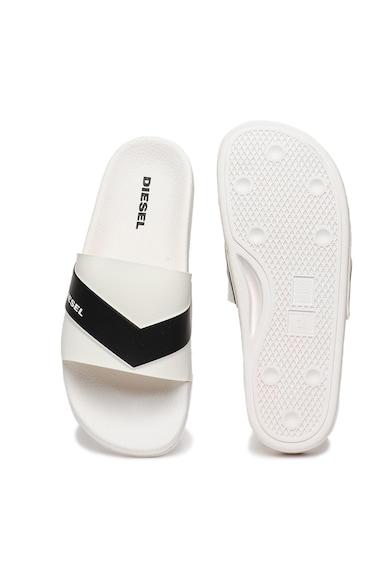 Diesel Papuci cu model colorblock Maral Barbati