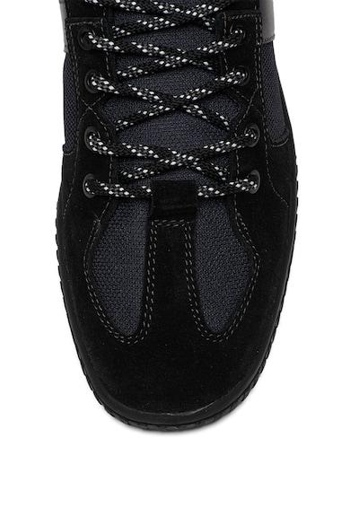 Diesel Pantofi sport cu garnituri de piele intoarsa Millenium Barbati