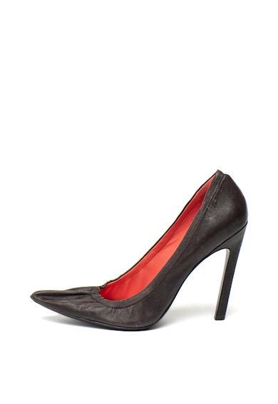 Diesel Pantofi stiletto din piele Slanty Femei