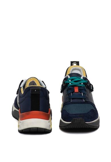 Diesel Pantofi sport cu model colorblock Brentha Barbati