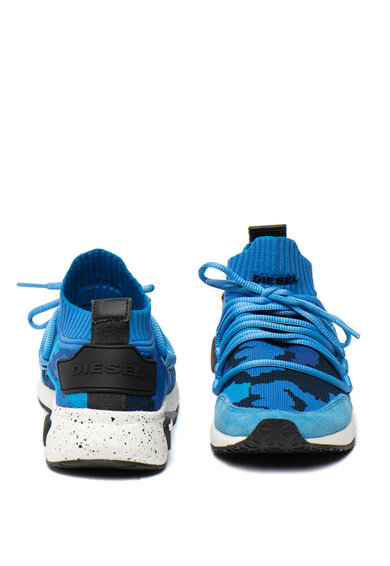 Diesel Pantofi sport slip-on, tip soseta tricotata KB Femei