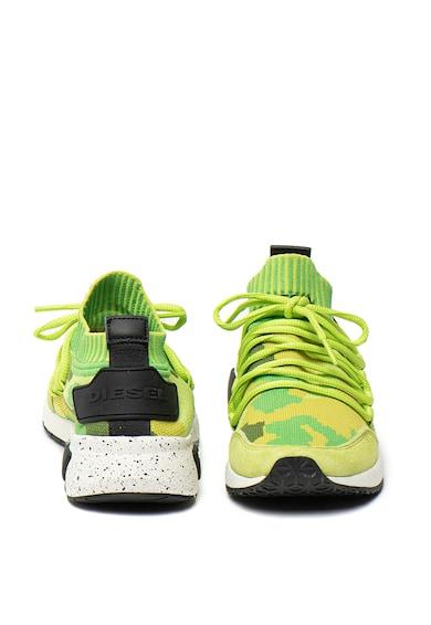Diesel Pantofi sport cu model camuflaj S-KB Femei