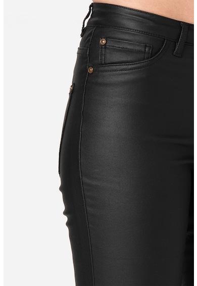 JdY Pants, Pantaloni skinny din piele ecologica Thunder Femei