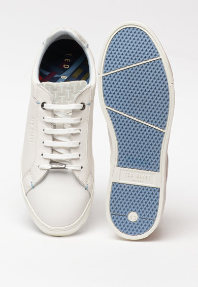 Ted Baker Pantofi sport din piele Thawap Barbati