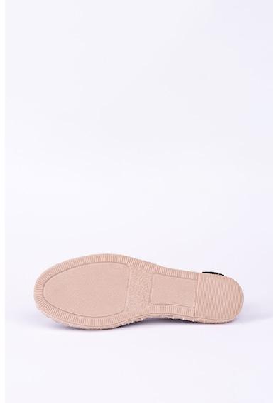 Big Star Sandale tip espadrile cu aspect crosetat Femei