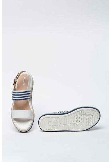 Geox Sandale din piele Leelu Femei
