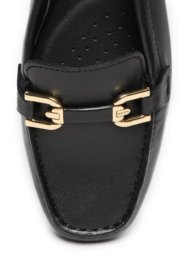 Geox Pantofi loafer de piele Annytah Femei