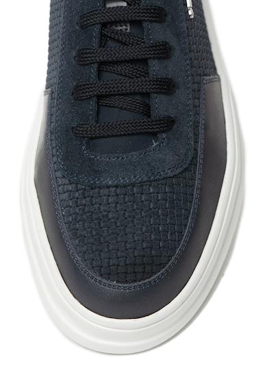 Geox Кожени спортни обувки Tayrvin Мъже