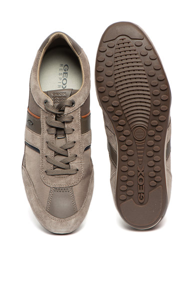 Geox Спортни обувки Wells с велур Мъже