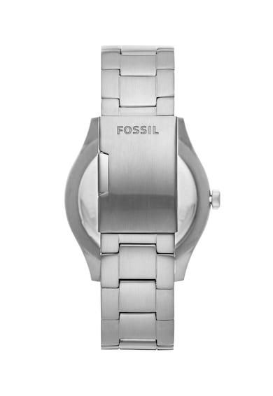 Fossil Мултифункционален часовник с метална верижка Мъже
