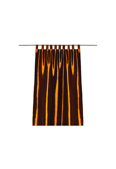 Mendola Home Textiles Draperie  Tafta Royal, 140x245 cm, Maro Femei