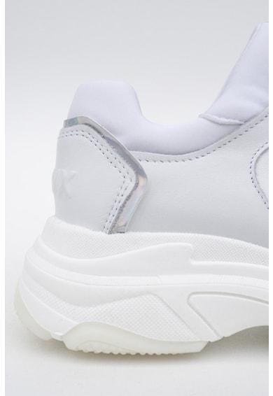 Bronx Pantofi sport cu insertii de piele si piele intoarsa Baisley Femei