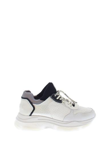 Bronx Спортни обувки Baisley от кожа и велур Жени