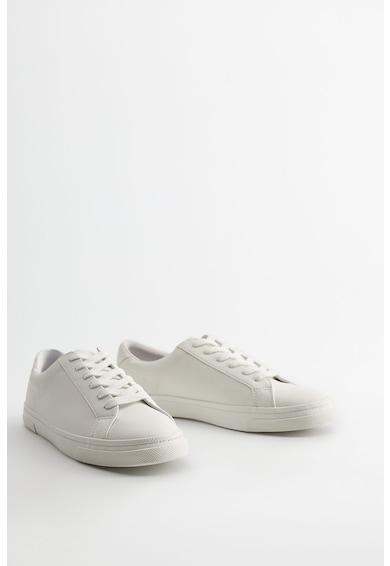 Mango Pantofi sport de piele ecologica Dante Femei