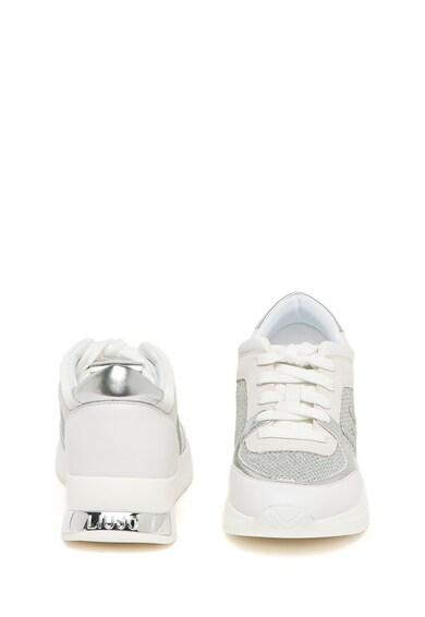 Liu Jo Pantofi sport cu insertii de plasa stralucitoare Karlie Femei