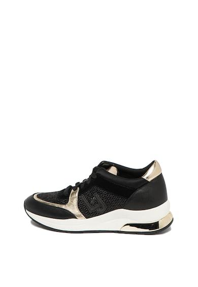 Liu Jo Pantofi sport cu garnituri din piele Karlie 12 Femei