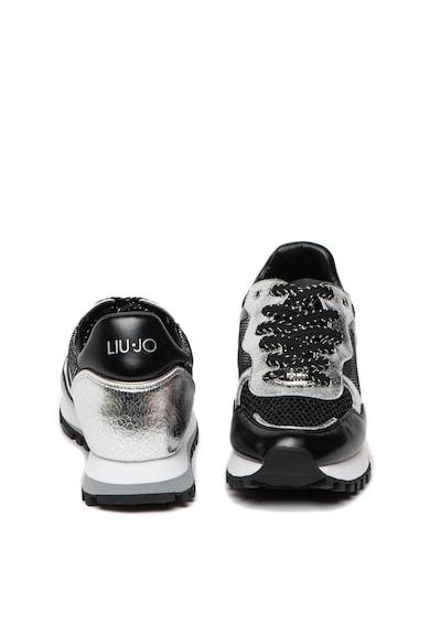 Liu Jo Pantofi sport cu garnituri stralucitoare Wonder 2.0 Femei