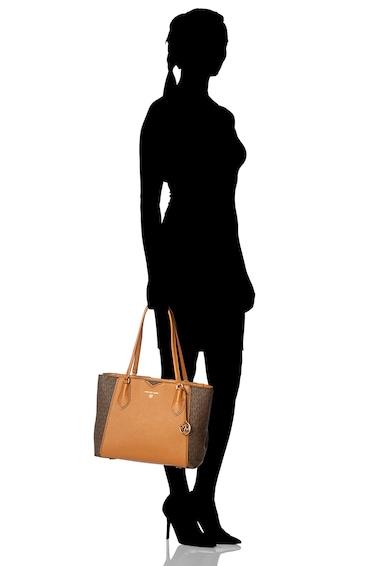Michael Kors Geanta tote de piele ecologica cu imprimeu logo Mae Femei