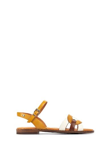 Pikolinos Sandale de piele cu brant moale Algar Femei