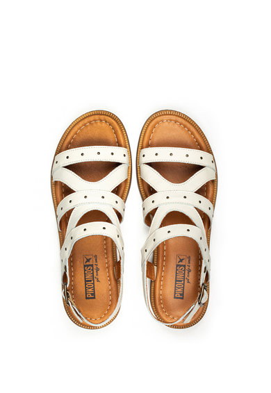 Pikolinos Sandale de piele Moraira Femei