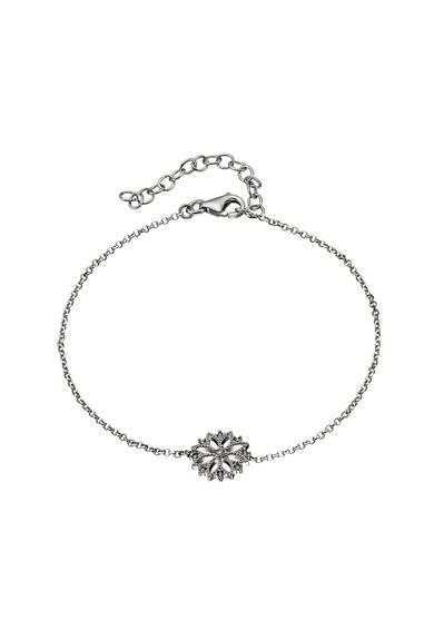 Loisir by Oxette Bratara cu talisman in forma de floare Femei