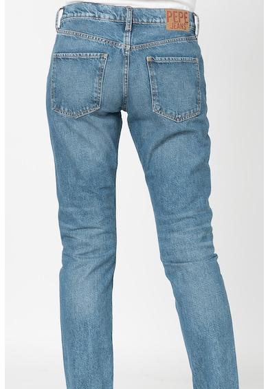 Pepe Jeans London Blugi cu talie medie Mable Femei
