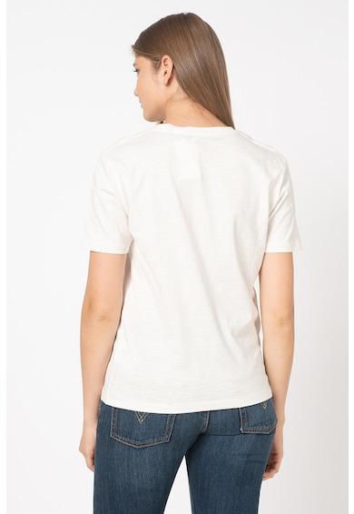 Pepe Jeans London Tricou cu imprimeu Cinamon Femei