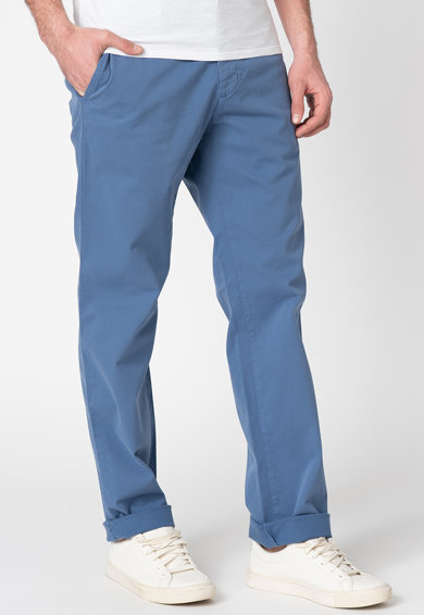 United Colors of Benetton Pantaloni chino cu croiala dreapta Barbati