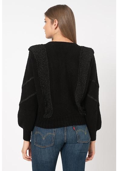 Pepe Jeans London Cardigan din amestec de lana cu maneci cazute Pauline Femei