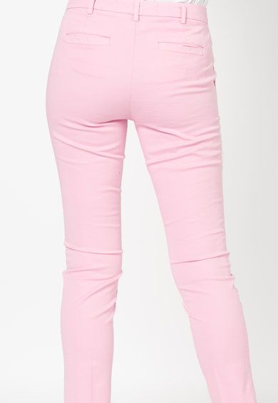 United Colors of Benetton Pantaloni chino crop slim fit Femei