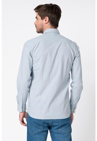 Pepe Jeans London Camasa slim fit cu aspect texturat Jake Barbati