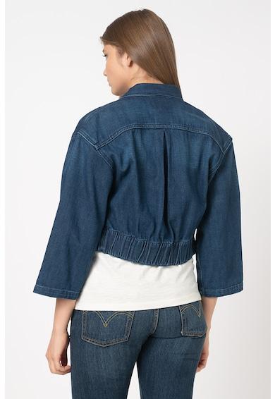 Pepe Jeans London Jacheta din denim Carli Femei