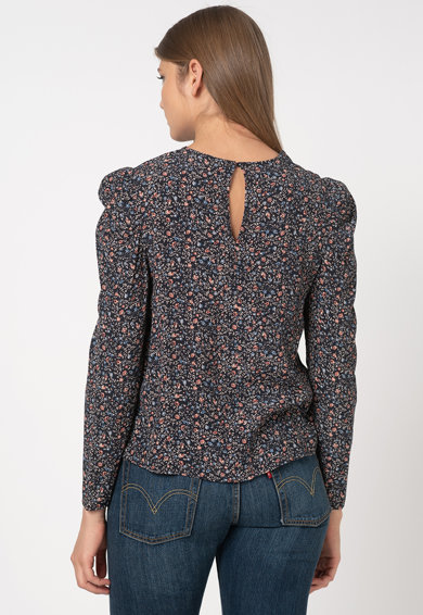 Pepe Jeans London Bluza cu imprimeu floral Margot Femei