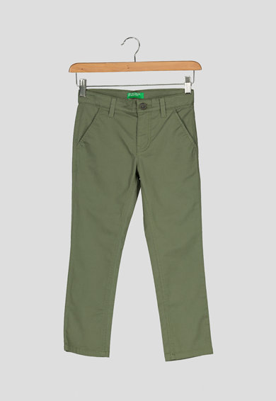United Colors of Benetton Pantaloni chino slim fit Baieti