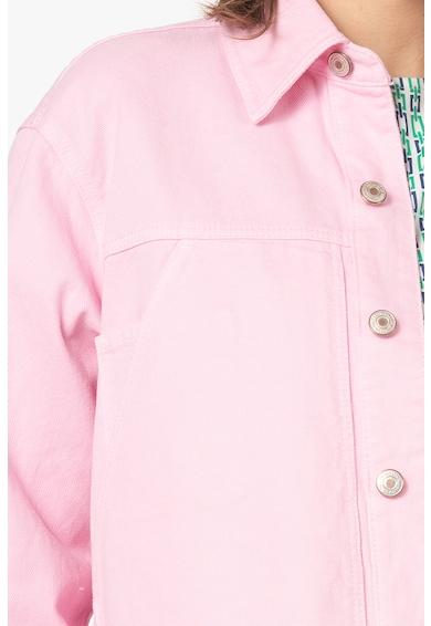 United Colors of Benetton Jacheta de denim Femei